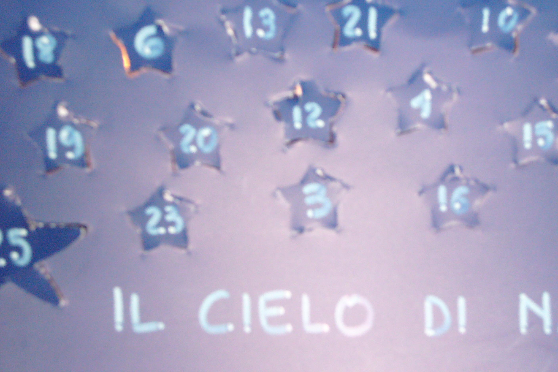 Calendario Solo Numeri.Un Calendario Dell Avvento Con Suspance La Scuola In Soffitta
