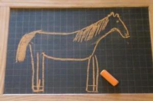 insegnare arte ai bambini