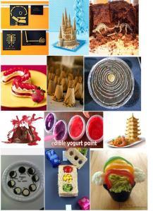 merende e piatti per bambini