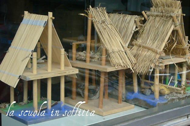 Le palafitte di ledro la scuola in soffitta for Costruire una casa sulla spiaggia su palafitte