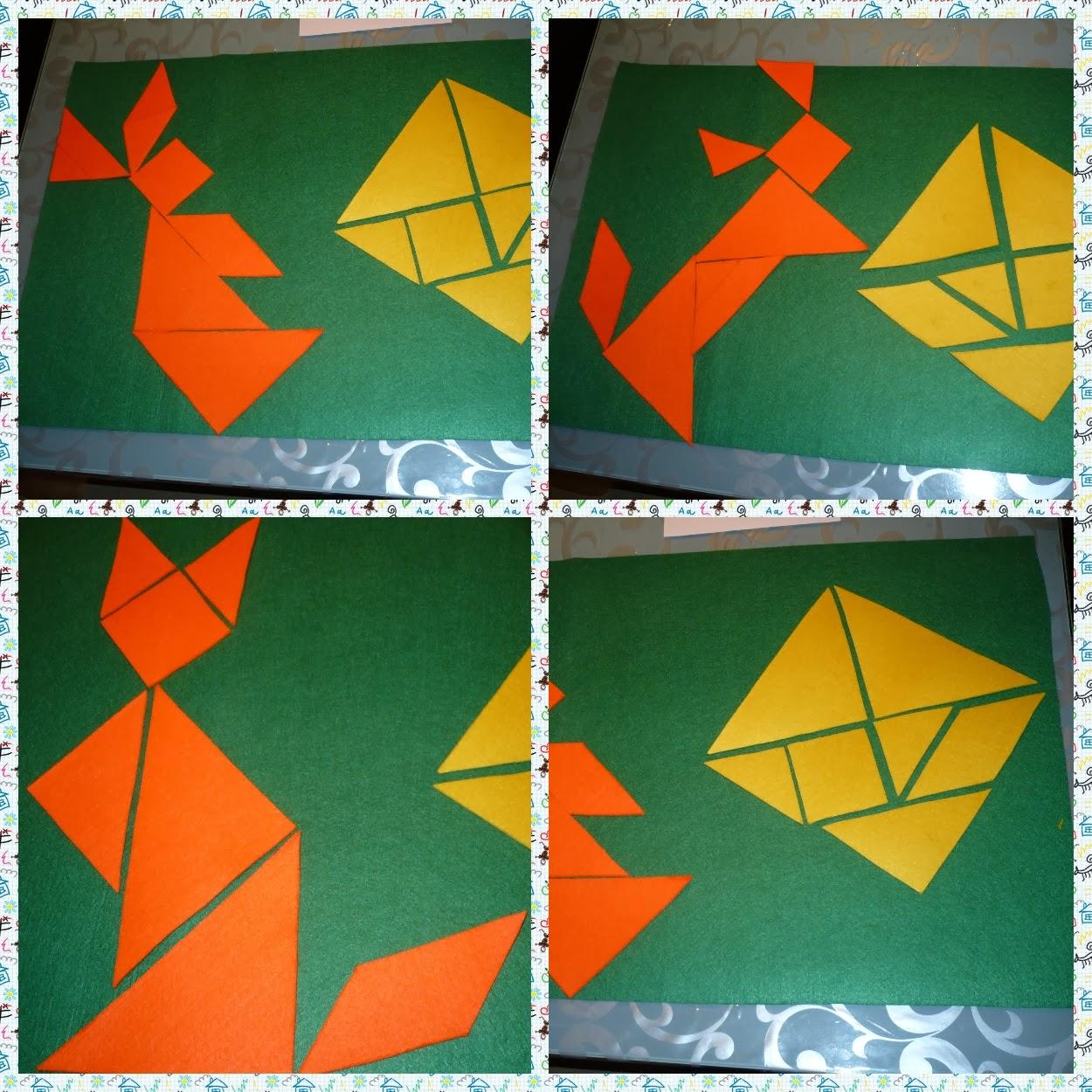 tangram per bambini