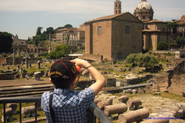 Roma: dove andare con i bambini