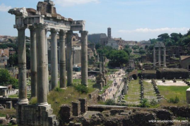 itinerari a Roma per bambini