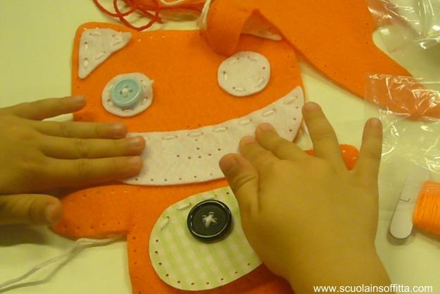 cucito per bambini
