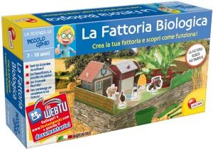 41558-RGB1 PICCOLO GENIO SCIENZA LA FATTORIA BIOLOGICA