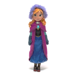 Anna Doll Soft Toy