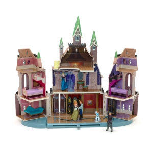 Frozen Elsa Ice Castle Playset