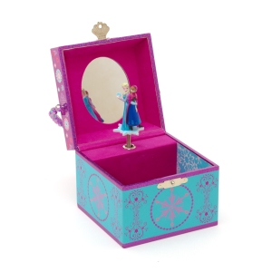 Frozen Jewellery Box