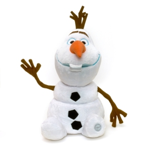 Medium Olaf Soft Toy